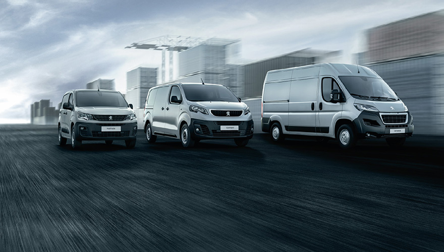 A New Peugeot van for 2021?