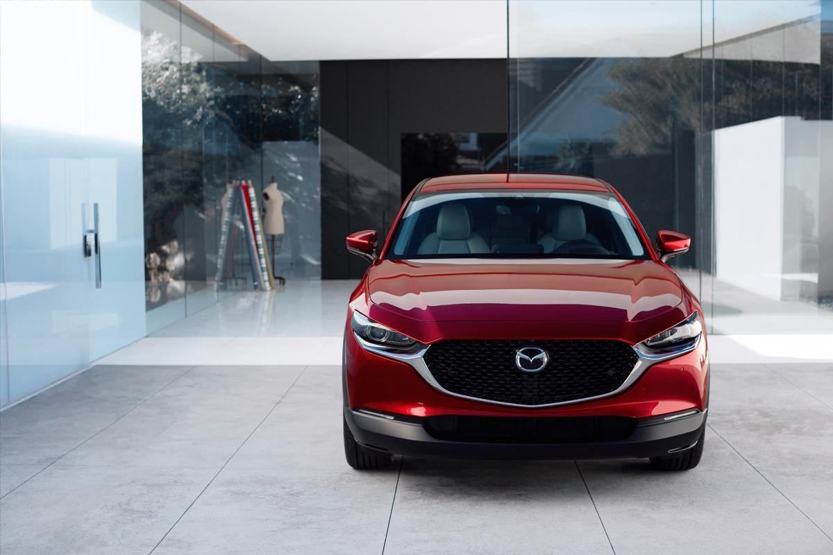 Mazda Unveil New CX-30 Crossover SUV
