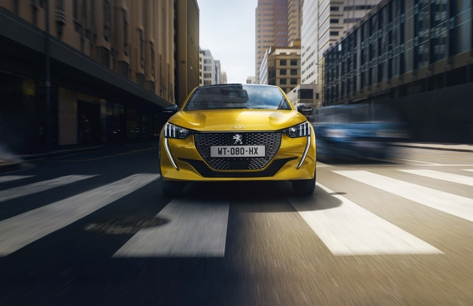 New Peugeot 208 Unveiled at Geneva Motor Show 2019