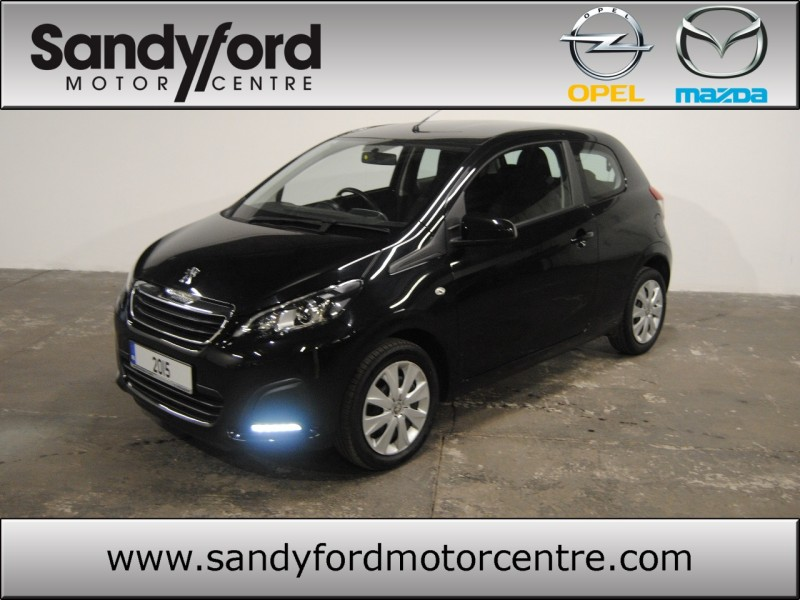 Peugeot Peugeot 108 Active From 110 p/m** 1.0 Petrol 3DR