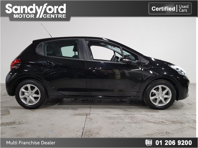 Peugeot Peugeot 208 Active From 119 p/m** 1.0 Petrol