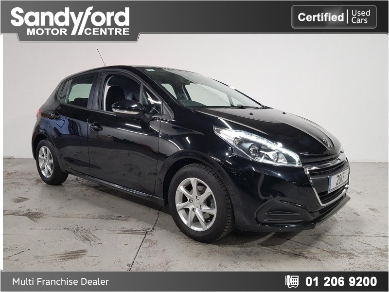 Peugeot Peugeot 208 Active From 139 p/m** 1.2 Petrol