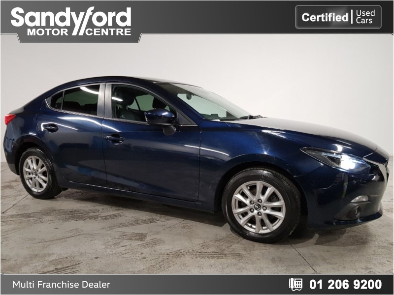 Mazda Mazda 3 SE-L From 193 p/m** 2.0 Petrol 4 Door Saloon
